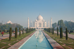 Taj Mahal, Agra, India Stock Image