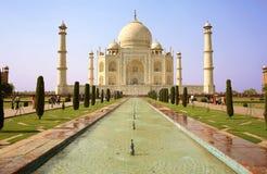 Taj Mahal, Agra, India Royalty Free Stock Photo