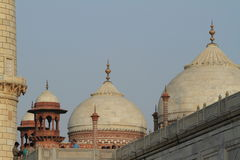 Taj Mahal in Agra India Royalty Free Stock Photography
