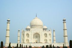 Taj Mahal Agra India Royalty Free Stock Image