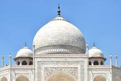 Taj Mahal. Agra, India Stock Images