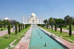 Taj Mahal. Agra, India Royalty Free Stock Images