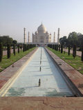 Taj Mahal, Agra, India Stock Afbeeldingen