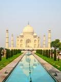 Taj Mahal, Agra, India immagini stock libere da diritti