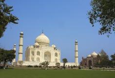Taj Mahal at Agra, India. Side View of Taj Mahal at Agra, India Stock Photography