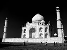 Taj Mahal - Agra, India Royalty Free Stock Image
