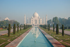 Taj Mahal, Agra, India Royalty Free Stock Photos