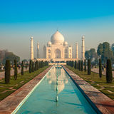 Taj Mahal, Agra, India Stock Photos