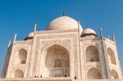 Taj Mahal in Agra, India royalty free stock image