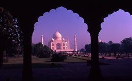 Taj Mahal, Agra, India Royalty Free Stock Photos