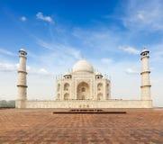 Taj Mahal, Agra, India Stock Image