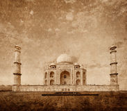 Taj Mahal, Agra, India Royalty Free Stock Photography