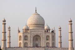 The Taj Mahal Stock Photos