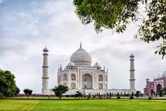 Taj Mahal - Agra - India Stock Photography