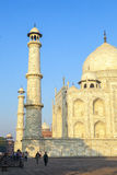 Taj Mahal in Agra, India Royalty Free Stock Photo