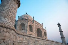 Taj Mahal - Agra, India Royalty Free Stock Images