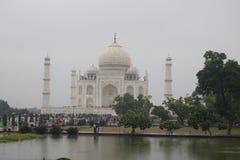 Taj Mahal Agra India ShahJahan fotografía de archivo libre de regalías