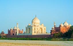 Taj Mahal - Agra - India Royalty Free Stock Images
