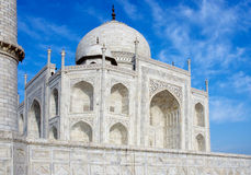 Taj Mahal in Agra, India Royalty Free Stock Images