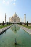 Taj Mahal in Agra, India Royalty Free Stock Photography