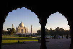 Taj Mahal ,Agra, India Royalty Free Stock Photos