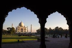 Taj Mahal ,Agra, India Royalty Free Stock Photos