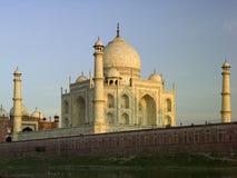Taj Mahal - Agra - Indien lizenzfreies stockbild
