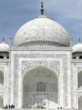 Taj Mahal - Agra - Indien lizenzfreie stockfotografie