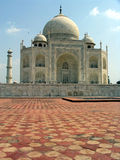 Taj Mahal, Agra, Indien Lizenzfreies Stockbild