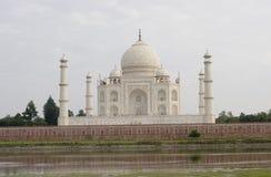 Taj Mahal, Agra, Indien arkivbilder