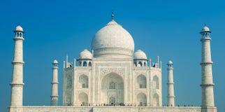 Taj Mahal - Agra - l'India Fotografia Stock