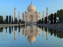 Taj Mahal - Agra - l'India Fotografia Stock Libera da Diritti