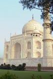Taj Mahal, Agra, la India Imagen de archivo libre de regalías