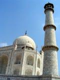 Taj Mahal, Agra la India Foto de archivo libre de regalías