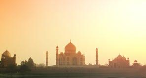 Taj Mahal - Agra, la India Foto de archivo libre de regalías