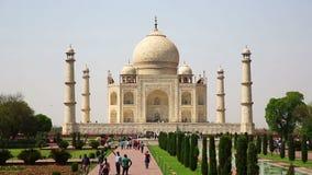 Taj Mahal, Agra, la India metrajes