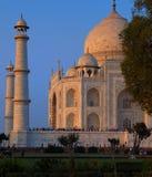 Taj Mahal - Agra, la India Fotografía de archivo