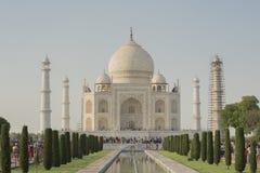 Taj Mahal, Agra, la India fotos de archivo