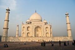 Taj Mahal, Agra, la India foto de archivo libre de regalías