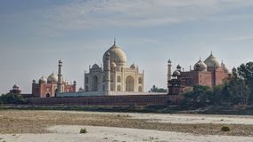 Taj Mahal Agra Stock Images