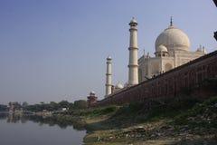 Taj Mahal, Agra, Uttar Pradesh, I Immagini Stock Libere da Diritti