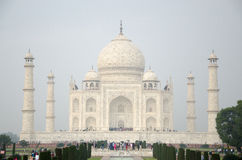 Taj Mahal, Agra, uttar pradesh, Inde Image libre de droits