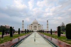 Taj Mahal, Agra, uttar pradesh, Inde Photos libres de droits