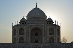 Taj Mahal, Agra, Uttar Pradesh, India Zdjęcia Stock
