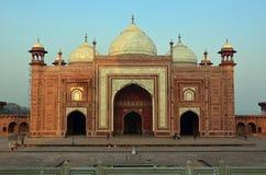 Taj Mahal, Agra, Uttar Pradesh, India Zdjęcie Stock