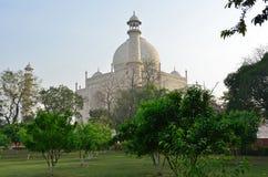 Taj Mahal, Agra, Uttar Pradesh, India Obrazy Stock