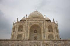 Taj Mahal, Agra, Uttar Pradesh, India fotografie stock