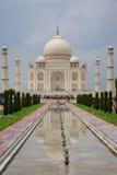 Taj Mahal, Agra, Uttar Pradesh, India fotografia stock libera da diritti