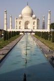 Taj Mahal. At Agra, Uttar Pradesh, India Royalty Free Stock Image