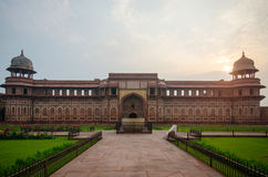 Taj Mahal, Agra, Uttar Pradesh, India Fotografia Stock